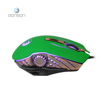 GONSON USB Interface Type and Stock Products Status 6d wireless usb optical gaming beetle mouse driver for gamer