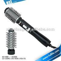 Electric rotating hair brush
