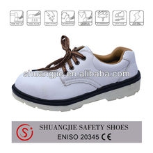 women and men industrial work bots leather safety shoes 8146