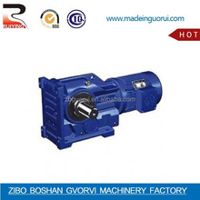 ZIBO GVORVI K Series gearbox for speed reducers and direction change/cement mill gearbox