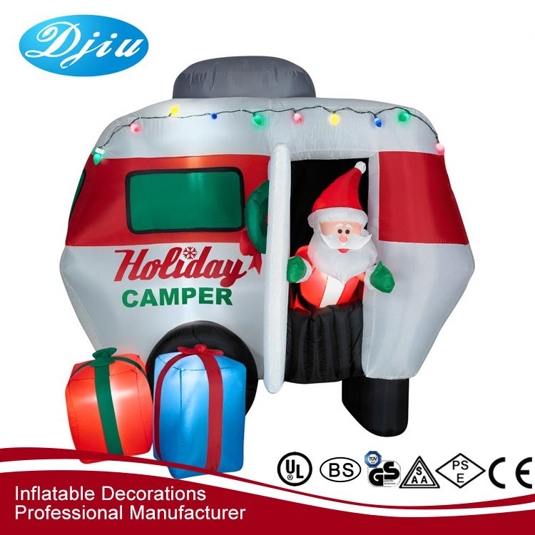 New product different types gemmy inflatable christmas decorations on sale