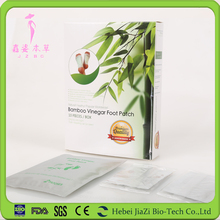 Bamboo vinegar health care products detox foot patch