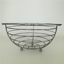 STRONG METAL WIRE HANGING BASKETS WHOLESALE COMMONLY USED MODELS COPPER PLATED