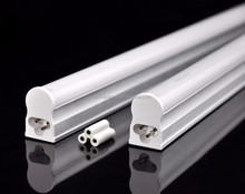 High Lumens T5 integrated LED tube Lights High power t5 light fittings 1.2m 110 powers
