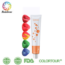 COLORTOUR Herbal gold henna hair color Dye Best Yellow Gold Hair Colour Cream