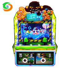 Gun Shooting Game Machine Amusement Arcade Simulator Tickets Lottery Drawing Video Games Game Machines For Kids And Adult