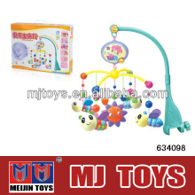 baby toy music rotating bed bell