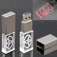 3d crystal usb flash drive