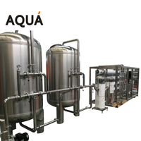 Good price of Purified water machine/ distilled Ro water plant for drinking water