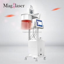 Sanhe ! 650nm Low level Diode Laser hair growth machine best high frequency treatment for hair loss machine