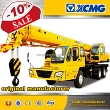 XCMG official manufacturer QY20B.5 truck with crane 20ton block truck crane