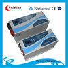 Off grid tie solar inverter, DC to AC power inverter with battery outside for home, pure sine wave inverter