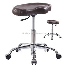Ergohuman small swivel lift office stool staff stool chair dental stool chair lab chair