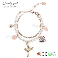 Candygirl Brand Women Bracelet Accessories Bead