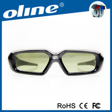Create Healthy Life 3d Glasses OLINE NX-30 with high contrast eyewear 3d active