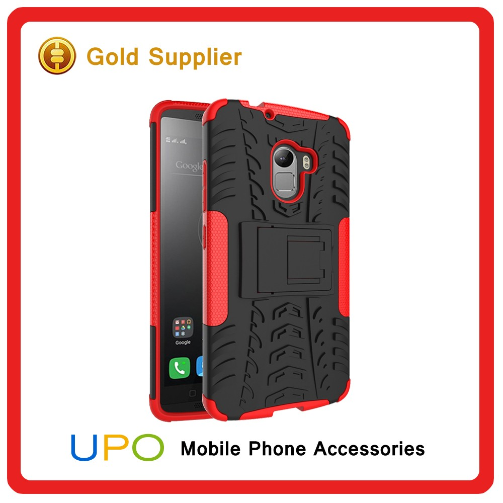 [UPO] Top Quality Armor Combo Shockproof Tough Rugged Back Cover Case for Lenovo a7010