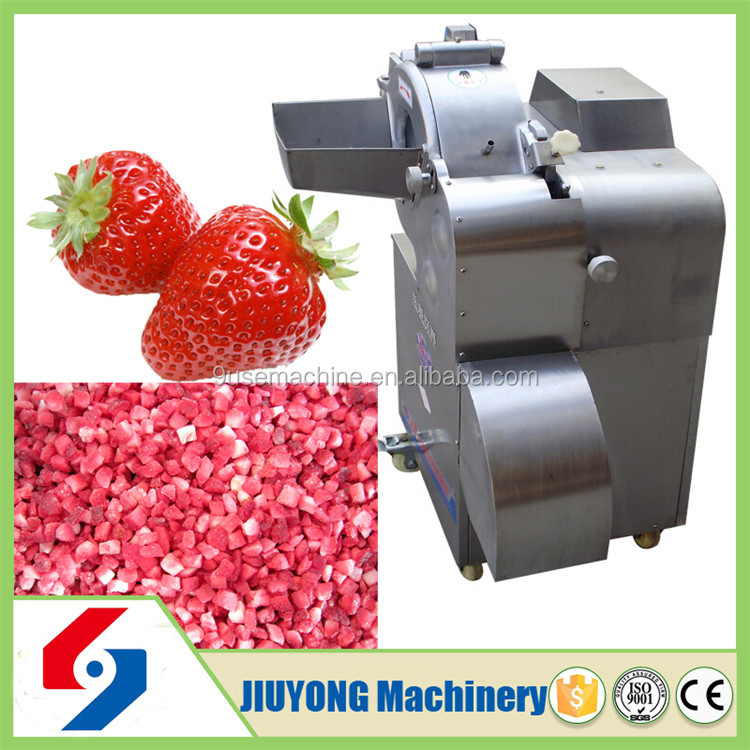 China professional supplier onion slicing machine