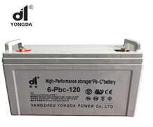 Best price 12v 120ah high capacity lead carbon battery