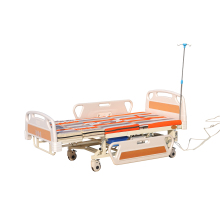 elderly care used manual nursing electric hospital home care bed