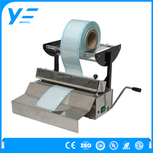 New Products Lab Equipment Medical Manual Dental Sterilization Sealing Machine
