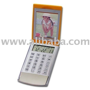 Calendar Calculator with Photo Frame