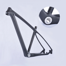 2017 New Arrivals T800 Full Carbon Mtb Frame 29er MTB Carbon Frame 29 Carbon Mountain Bike Frame 142*12 or 135*9mm Bicycle Fram