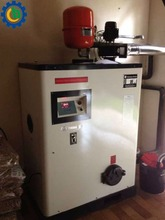 Small wood boilers for home use