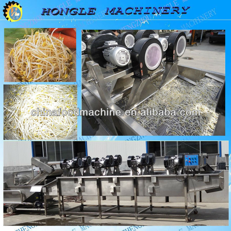 Bean sprout drying machine/bean sprout dryer