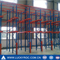 cold storage pallet drive in racking system