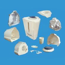 Household Appliance Parts Injection Moulding Plastic Products