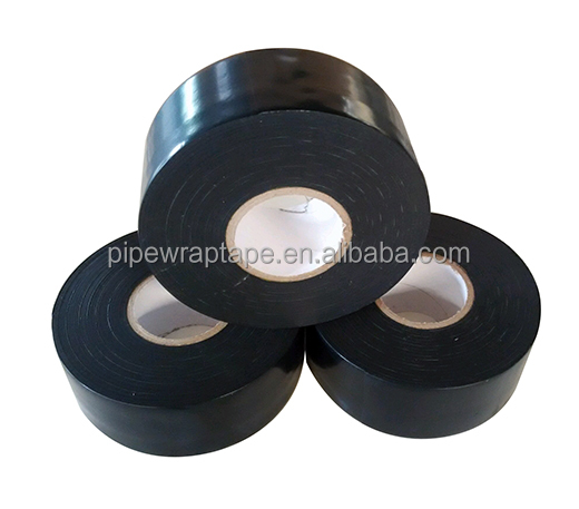 Pipe anti corrosion tape for Gas Oil Steel Pipe anti-corrosion tape pipe wrapping tape