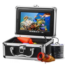 Underwater Fishing Camera 7 Inch Monitor, 15m Cable, Hard Carrying Case
