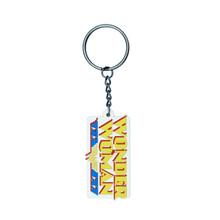 Promotional hardware Gifts custom torch floating soft pvc keyring