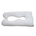 Cover Protect Waist Support Nursing Cotton U Shape Hugging Pillow Large Size Pregnancy Pillow