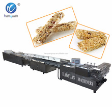 cereal chocolate equipment/cereal brittle making machine/cereal bars production line