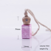 mini hanging auto perfume bottle for car air freshenenr