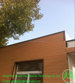 Exterior WPC wall cladding designs from Wood Plastic Composite WPC wall panel factory