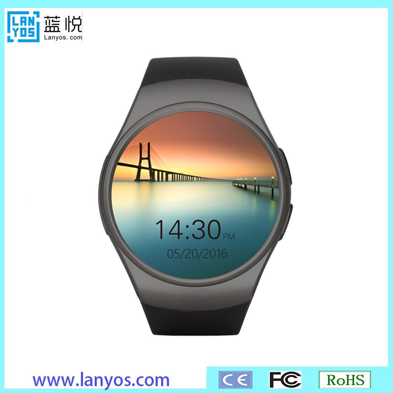 best wholesale websites black smartwatch for apple and android compatible