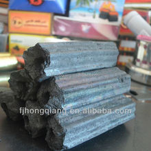 11.11 Global Sourcing Festival HongQiang export charcoal bbq hardwood sawdust charcoal