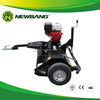 CE Approved Quad Flail Mower With Self Power