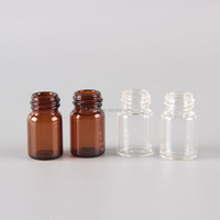 Low Borosilicate Glass Vials, Clear Vial, Brown Vial Wholesale