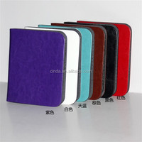 Ultra Slim Thin Leather Cover Case Standar For NOOK Simple Touch with glowlight