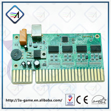 2 Players PC USB to Jamma Acade Converter PCB Board for PC Game Console