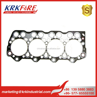 Diesel Automobile Part Cylinder Gasket/Full Gasket Kit voor Mitsubishi Parts 4D35 Canter 1993 ME01110 ME996360