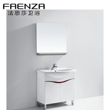 China Supplier White Cabinet Corner Bathroom Cabinet Wash Hand Basin