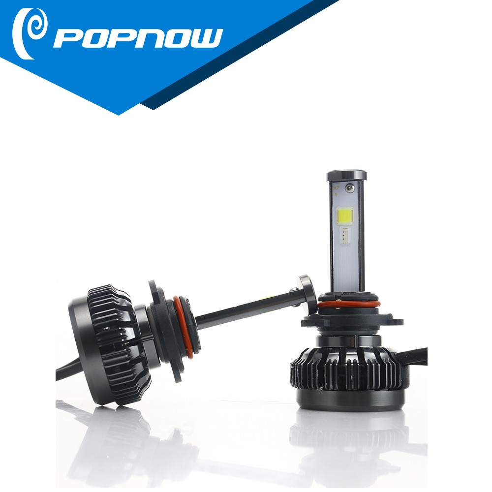 best <strong>price</strong> high power 80w 12000lm popow 9006 hb4 flash rgb auto led headlight conversion kit