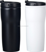 16oz fashion double wall stainless steel travel mug
