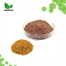 manufacturer supply Common Fenugreek Seed p.e./ 20:1 Common Fenugreek Seed