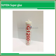 Neutral silicone mildew proof sealant for kitchenware and windows