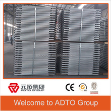 wholesale Price High Quality movable h frame scaffolding parts